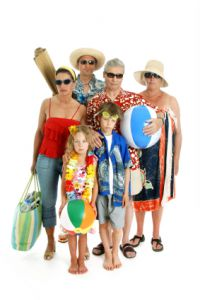 Dissapointed Holidaymakers