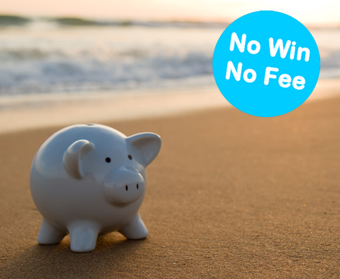 'no win no fee' compensation claim