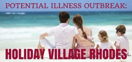 Potential Outbreak of Illness at the Holiday Village Rhodes
