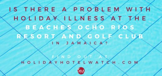 Holiday illness at the Beaches Ocho Rios Resort and Golf Club