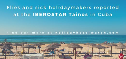 Flies and sick holidaymakers reported at the IBEROSTAR Tainos