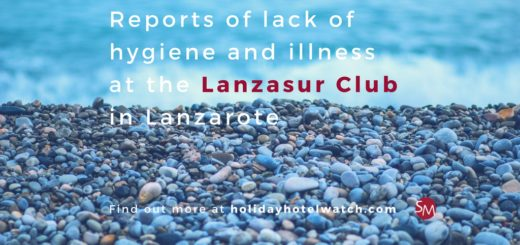 Reports of Lack of Hygiene and Illness at Lanzasur Club in Lanzarote
