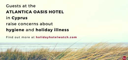 Guests at the Atlantica Oasis Hotel raise concerns about hygiene and holiday illness