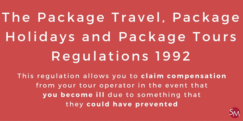 The Package Travel, Package Holidays and Package Tours Regulations 1992