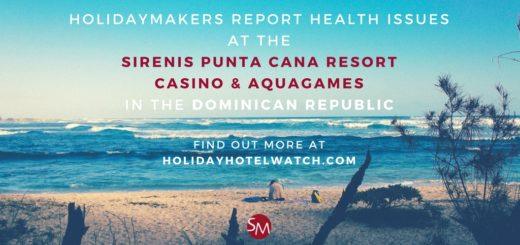Holidaymakers report health issues at the Sirenis Punta Cana Resort Casino & Aquagames