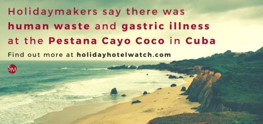 Holidaymakers say there was human waste and gastric illness at the Pestana Cayo Coco