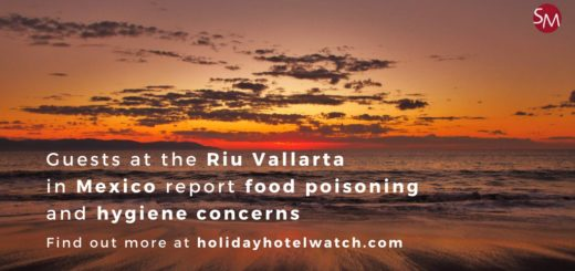Guests at the Riu Vallarta in Mexico report food poisoning and hygiene concerns