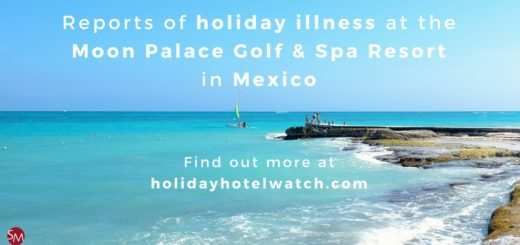 Reports of holiday illness at the Moon Palace Golf & Spa Resort in Mexico
