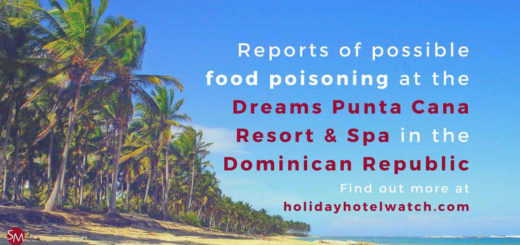 Reports of possible food poisoning at the Dreams Punta Cana Resort & Spa