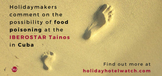 Holidaymakers comment on possibility of food poisoning at the IBEROSTAR Tainos in Cuba